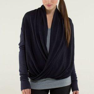 Lululemon Iconic Sweater Wrap small